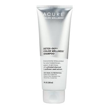 Acure - Shampoo Detox Defy Color - 1 Each - 8 Fz