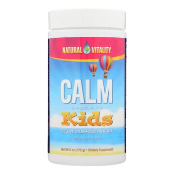 Natural Vitality - Drink Kids Calm Focus - 1 Each - 6 Oz