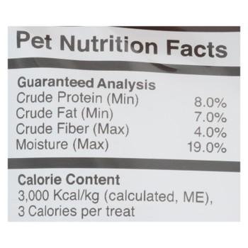 Fruitables - Dog Treats Soft Bison - Case Of 12 - 5.0 Oz