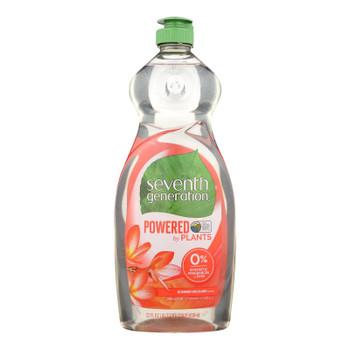 Seventh Generation - Dish Liquid Summer Orchard - Case Of 12 - 22 Fz
