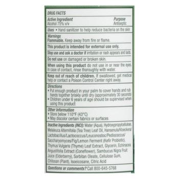 Desert Essence - Pbtc Hand Sntzr Ttree Oil - Case Of 6 - 1.7 Fz