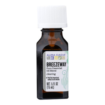 Aura Cacia - Ess Oil Breezeway - 1 Each - .5 Fz