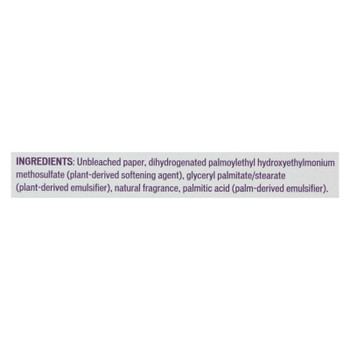 Biokleen - Dryer Sheets Lavender - Case Of 6 - 80 Ct