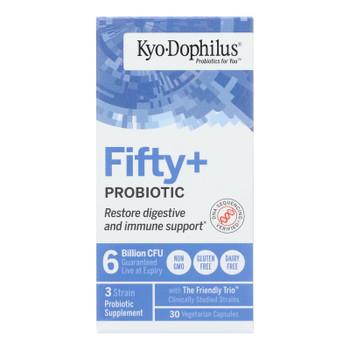 Kyo*dophilus - Kyo-dophilus Fifty + - 1 Each - 30 Cap
