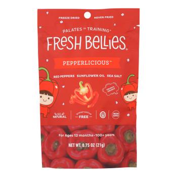 Fresh Bellies Inc. - Toddler Treat Pprlicious - Case Of 6 - .75 Oz