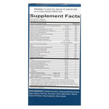 Smartypants - Mens Multi-vitamin Phd - 60 Ct.