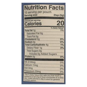 Pukka Herbal Teas - Latte Night Time - Case Of 4 - 2.65 Oz