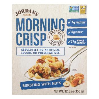 Jordans - Grnla Clstrs Burstng Nuts - Case Of 6 - 12.5 Oz