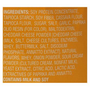 Popcorners - Protein Crisp Flex Ched Srcrm - Case Of 12 - 5 Oz