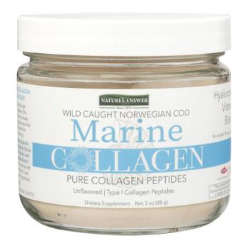 Nature's Answer - Collagen Marine - 1 Each - 3 Oz