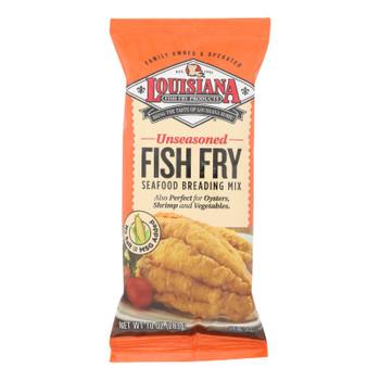 La Fish Fry New Orleans - Breading Mix - Case Of 12 - 10 Oz.