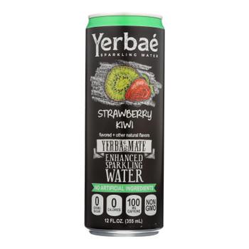 Yerbae - Sparkling Water Yrba Mte Str/kwi - Case Of 12-12 Fz