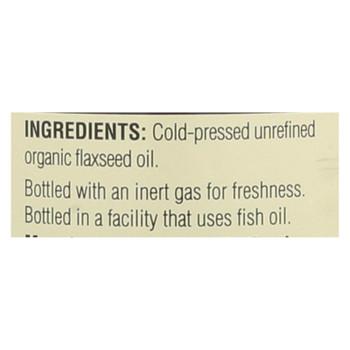 Spectrum Essentials Organic Flax Oil  - 1 Each - 16 Fz