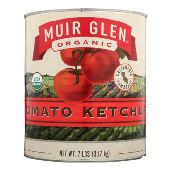 Muir Glen Organic Tomato Ketchup - Case Of 6 - 112 Fz