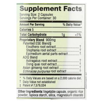 Plantiva Immunedx Dietary Supplement  - 1 Each - 60 Cap