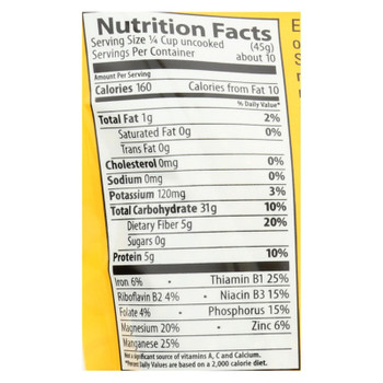 Eden Foods - Buckwheat - Case Of 12 - 16 Oz