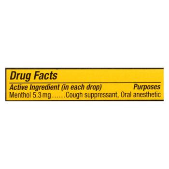 Ricola Natural Herb Cough Suppressant Throat Drops  - Case Of 24 - 10 Ct