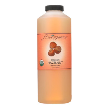 Flavorganics Hazelnut Syrup  - 1 Each - 24 Fz