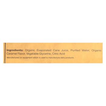 Flavorganics Caramel Syrup  - 1 Each - 24 Fz