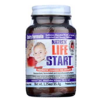 Natren - Life Start B Infnt Dairy - 1 Each - 1.25 Oz