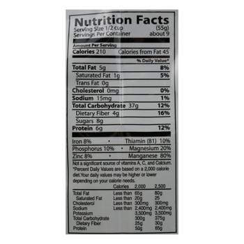 Eden Foods Eden, Organic Muesli - Case Of 6 - 17.6 Oz