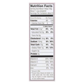 Frontier Soups West Coast Kale & Quinoa Vegetable Soup Mix  - Case Of 8 - 4.25 Oz