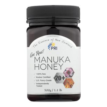 Pacific Resources International Manuka Honey  - 1 Each - 1.1 Lb - 1825355