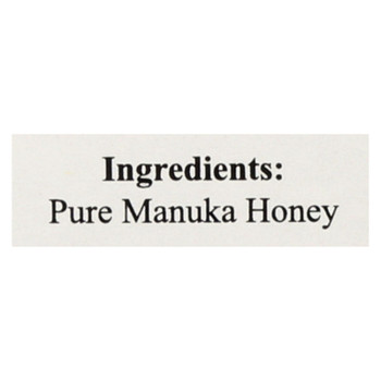 Pacific Resources International Manuka Honey - 1 Each - 1.1 Lb