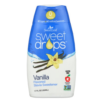 Sweetleaf Vanilla Sweet Drops - 1 Each - 1.7 Oz