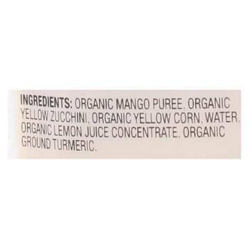 Plum Organics Baby Food - Yellow - Case Of 6 - 3.5 Oz