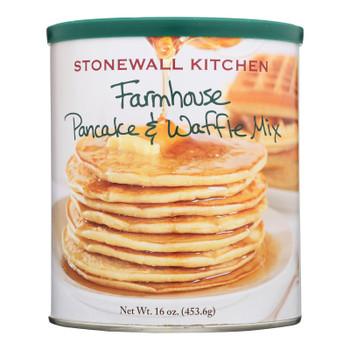 Stonewall Kitchen - Pancake Mix Natural - Case Of 12 - 16 Oz