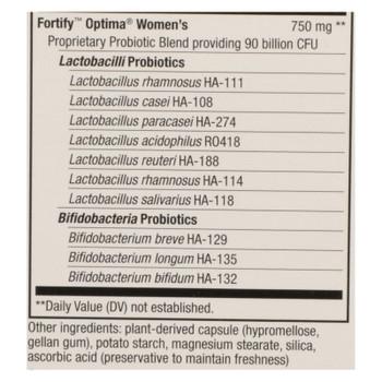 Nature's Way - Primadophilus Opt Women - 1 Each - 30 Vcap