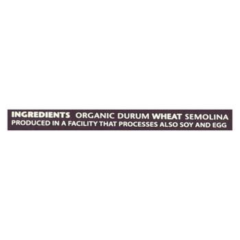 Seggiano Organic Pasta, Penne Rigate  - Case Of 8 - 13.2 Oz