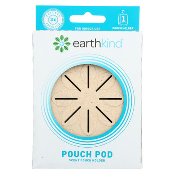 Stay Away By Earthkind - Stay Away Pouch Pod - Case Of 6 - Ct
