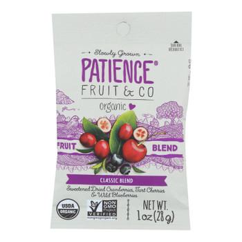 Patience Fruit & Co - Fruit Blend Classic - Case Of 15 - 1 Oz
