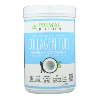 Primal Kitchen Vanilla Coconut Collagen Peptide Drink Mix, Vanilla Coconut - 1 Each - 13.1 Oz