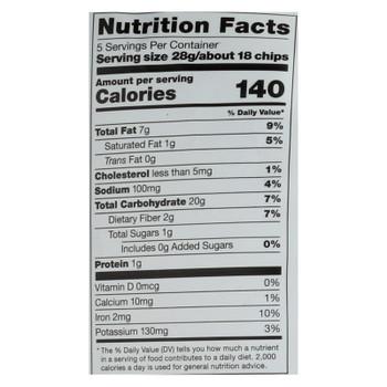 Cassava Crunch Plant Snacks, Seeds  - Case Of 12 - 5 Oz
