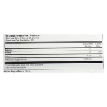 Life Flo - Collagen Powder Bovine - 1 Each - 12.7 Oz