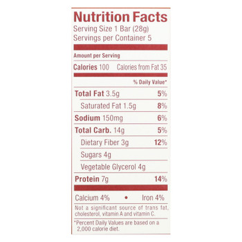 Think Kids Peanut Butter Cup Protein Bars - Case Of 6 - 5/1 Oz