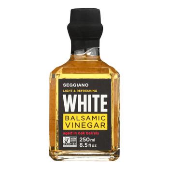 Seggiano White Balsamic Vinegar - Case Of 6 - 8.5 Fz