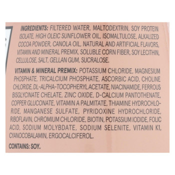 Soylent - Drink Soylent Cacao - Case Of 12 - 14 Fz