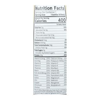 Soylent - Drink Soylent Chai Vanilla - Case Of 12 - 14 Fz
