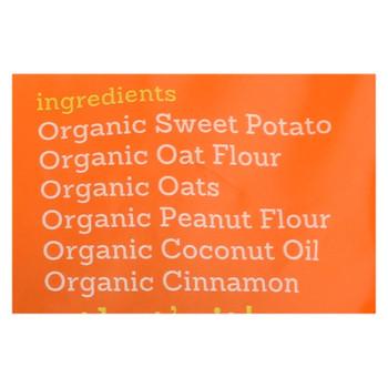 Riley's Organics Organic Dog Treats, Sweet Potato Recipe, Large  - Case Of 6 - 5 Oz