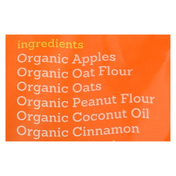 Riley's Organics Organic Dog Treats, Apple Recipe, Large  - Case Of 6 - 5 Oz