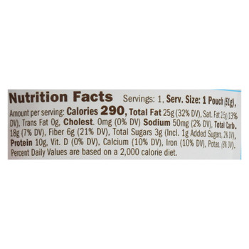 Yumbutter - Almond Butter Superfood - Case Of 10 - 1.8 Oz