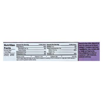 Lola Granola Bar - Bar Crnbrry Almnd Probiotic - Case Of 12 - 1.76 Oz