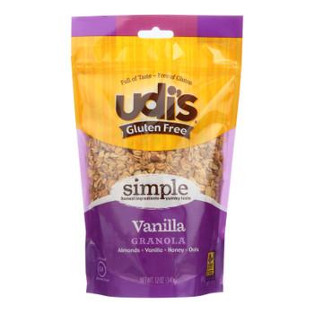 Udi's Granola, Vanilla  - Case Of 6 - 11 Oz
