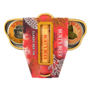 Burts Bees - Gift Pack Clssic Bee Tin - Case Of 4 - 1 Ct