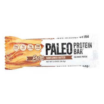 Julian Bakery Paleo Protein Bar  - Case Of 12 - 2.08 Oz