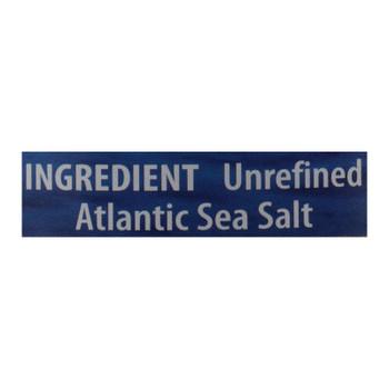 Eden Foods French Celtic Sea Salt  - Case Of 12 - 14 Oz